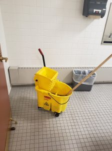 adventures of a bipolar janitor